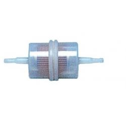 filtro benzina/gasolio piccolo plastica