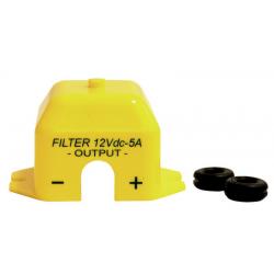 filtro d'extra tensione (anti-disturbi)