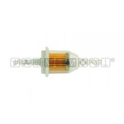 Filtro in linea per motori benzina 4 tempi - 2000cc tubazione 6/8mm