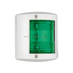 fanale 12 mt verde 112,5° utility 77 bianco