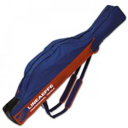 fodero portacanna cordura 175cmcon pancia tasca laterale e spallacci per il trasporto