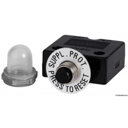 Fusibile automatico con protezione termica 20A