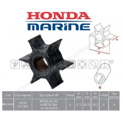 girante HONDA BF20A-A1-A2-AX/BF25-30A-A1-A2-AX-D4 4T