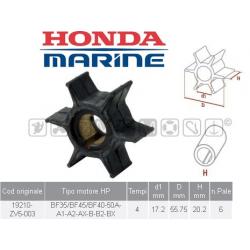girante HONDA BF35/BF45/BF40-50A-A1-A2-AX-B-B2-BX 4T