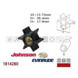 girante JOHNSON/EVINRUDE 9.9/15cv 2t