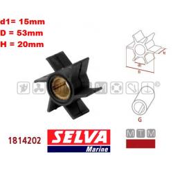 girante SELVA 20/35 hp 2t
