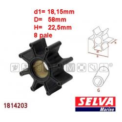 girante SELVA 40/100 hp 2t