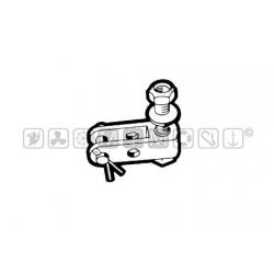 Attacco motore Ultraflex A75