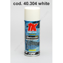 gel coat spray TK bianco 400ml (40.304)