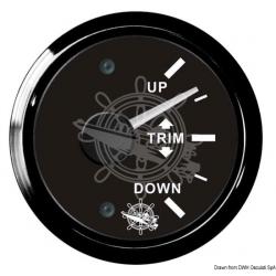 Indicatore TRIM segnale 0-190 OHM 12/24volt59x52x45