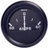 amperometro 60-0-60 12v