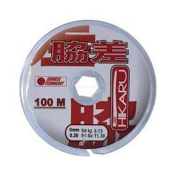 monof HIKARU 0,30 100mt 11,4kg bianco