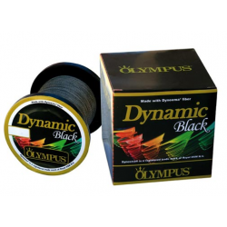 multifibre OLYMPUS DYNEEMA BLACK 0,30-300mt (c.rott.11kg)