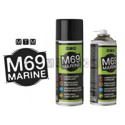olio lubrificante multifunzione spray M69 400ml