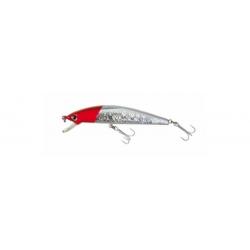 pesce 9cm 9gr lynx minnow colore 1 testa rossa