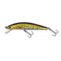 pesce 9cm 9gr lynx minnow colore 4 oro con dorso nero