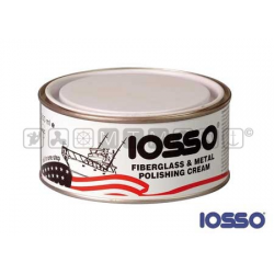 polish crema lucidante IOSSO per metalli 250ml