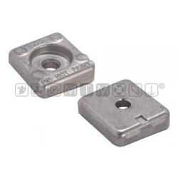Anodo HONDA piastrina per motori 8--15 HP 32x28mm