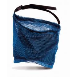 retino portapesci con cintura e protezione sgancio rapido
