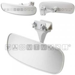 specchietto retrovisore panoramico 26x10cm