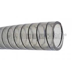 tubo spiralato con anima inox d30mm