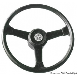volante plastica nero 320mm