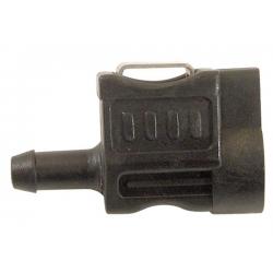 attacco benzina honda femmina in Plastica lato motore (portagomma 10mm)