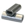 rivetti alluminio per filo d.1,80 (bs.20pz)