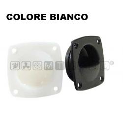 alzapagliolo plastica bianca 57x57mm