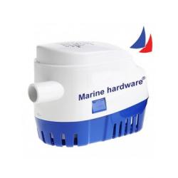 pompa immersione MARINE HARDWARE 750GPH 12V 48lt/min automatica
