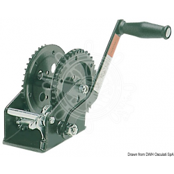 argano manuale dual drive kg904