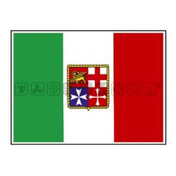 bandiera adesiva italia 12x16cm