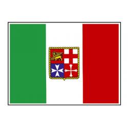 bandiera adesiva italia 16x24cm*