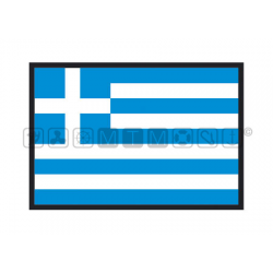 Bandiera GRECIA 20x30 tessuto