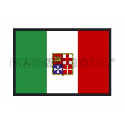 Bandiera italia 20x30 tessuto