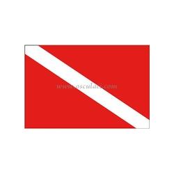bandiera sub 30x45 stamigna di poliestere