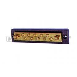 barra di connessione 10 terminali 120 ampere