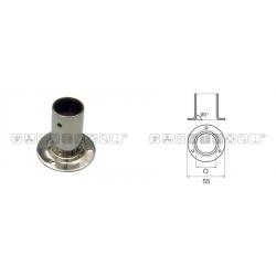 base pulpito inox ton/drit d25
