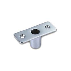 boccola portascalmo ot/crom foro 12mm dimensioni 60x23 mm