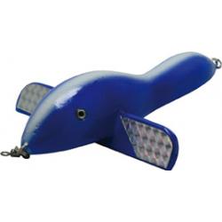 Aeroplanino FLY LURES OLIMPUS mis.10cm col.8 (blu)