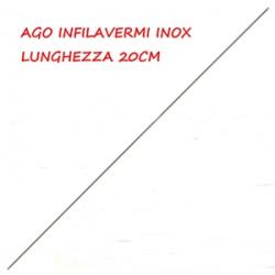 ago infilavermi inox 20cm
