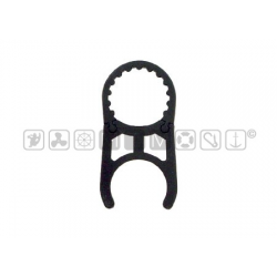 clip per scaletta d22mm