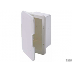 contenitore doccia con sportello incasso 114x187mm*