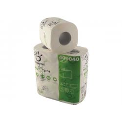 carta igienica ECOSOFT 4 rotoli idrosolubile