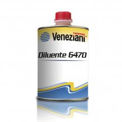 diluente 6470 per antivegetative/sintetici VENEZIANI 500ml