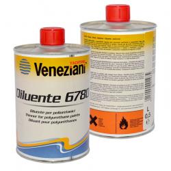 diluente 6780 per poliuretanici VENEZIANI 500ml