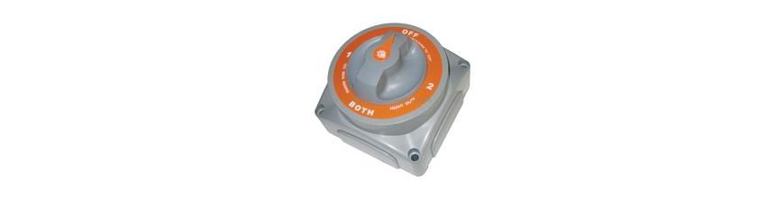 deviatori/commutatori batteria