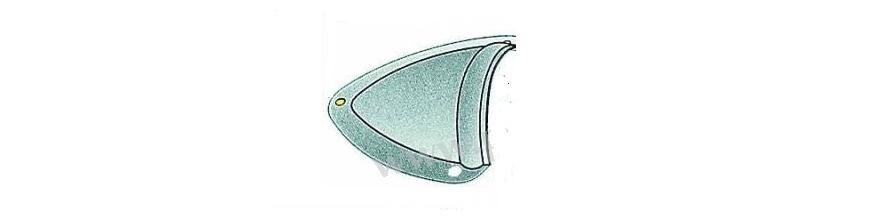 orecchiette protezione scarichi