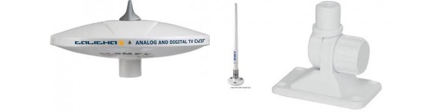 antenne radio/tv/vhf e accessori